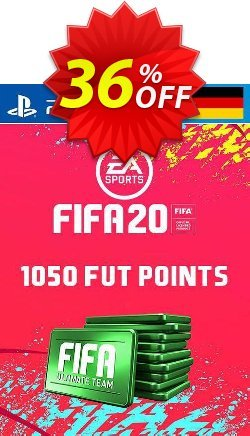 1050 FIFA 20 Ultimate Team Points PS4 - Germany  Coupon discount 1050 FIFA 20 Ultimate Team Points PS4 (Germany) Deal - 1050 FIFA 20 Ultimate Team Points PS4 (Germany) Exclusive offer for iVoicesoft