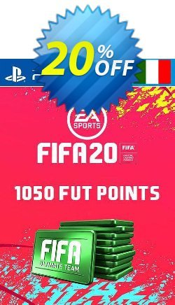 1050 FIFA 20 Ultimate Team Points PS4 - Italy  Coupon discount 1050 FIFA 20 Ultimate Team Points PS4 (Italy) Deal - 1050 FIFA 20 Ultimate Team Points PS4 (Italy) Exclusive offer for iVoicesoft