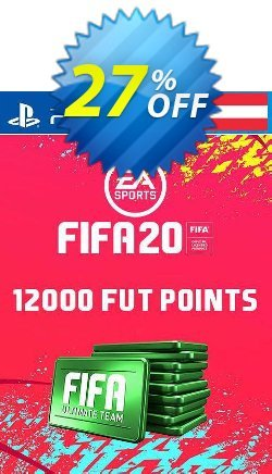 12000 FIFA 20 Ultimate Team Points PS4 - Austria  Coupon discount 12000 FIFA 20 Ultimate Team Points PS4 (Austria) Deal - 12000 FIFA 20 Ultimate Team Points PS4 (Austria) Exclusive offer for iVoicesoft