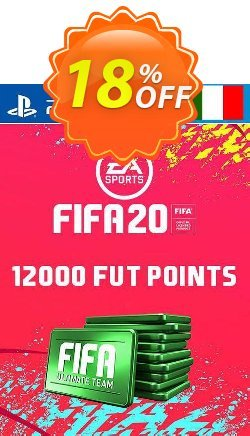 12000 FIFA 20 Ultimate Team Points PS4 - Italy  Coupon discount 12000 FIFA 20 Ultimate Team Points PS4 (Italy) Deal - 12000 FIFA 20 Ultimate Team Points PS4 (Italy) Exclusive offer for iVoicesoft