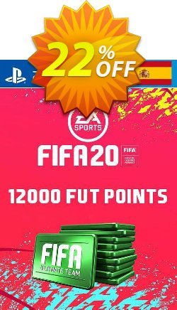 12000 FIFA 20 Ultimate Team Points PS4 - Spain  Coupon discount 12000 FIFA 20 Ultimate Team Points PS4 (Spain) Deal - 12000 FIFA 20 Ultimate Team Points PS4 (Spain) Exclusive offer for iVoicesoft