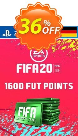 1600 FIFA 20 Ultimate Team Points PS4 - Germany  Coupon discount 1600 FIFA 20 Ultimate Team Points PS4 (Germany) Deal - 1600 FIFA 20 Ultimate Team Points PS4 (Germany) Exclusive offer for iVoicesoft