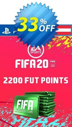 2200 FIFA 20 Ultimate Team Points PS4 - Austria  Coupon discount 2200 FIFA 20 Ultimate Team Points PS4 (Austria) Deal - 2200 FIFA 20 Ultimate Team Points PS4 (Austria) Exclusive offer for iVoicesoft