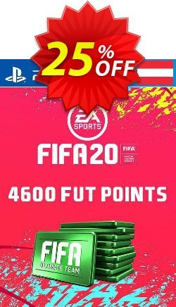 4600 FIFA 20 Ultimate Team Points PS4 - Austria  Coupon discount 4600 FIFA 20 Ultimate Team Points PS4 (Austria) Deal - 4600 FIFA 20 Ultimate Team Points PS4 (Austria) Exclusive offer for iVoicesoft