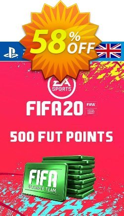 500 FIFA 20 Ultimate Team Points PS4 PSN Code - UK account Coupon discount 500 FIFA 20 Ultimate Team Points PS4 PSN Code - UK account Deal - 500 FIFA 20 Ultimate Team Points PS4 PSN Code - UK account Exclusive offer for iVoicesoft