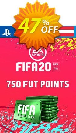 750 FIFA 20 Ultimate Team Points PS4 - Austria  Coupon discount 750 FIFA 20 Ultimate Team Points PS4 (Austria) Deal - 750 FIFA 20 Ultimate Team Points PS4 (Austria) Exclusive offer for iVoicesoft