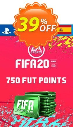 750 FIFA 20 Ultimate Team Points PS4 - Spain  Coupon discount 750 FIFA 20 Ultimate Team Points PS4 (Spain) Deal - 750 FIFA 20 Ultimate Team Points PS4 (Spain) Exclusive offer for iVoicesoft