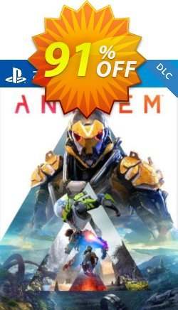 Anthem PS4 DLC Coupon discount Anthem PS4 DLC Deal - Anthem PS4 DLC Exclusive offer for iVoicesoft