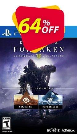 Destiny 2 Forsaken - Legendary Collection PS4 - EU  Coupon discount Destiny 2 Forsaken - Legendary Collection PS4 (EU) Deal - Destiny 2 Forsaken - Legendary Collection PS4 (EU) Exclusive offer for iVoicesoft
