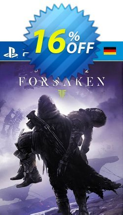Destiny 2 Forsaken PS4 - Germany  Coupon discount Destiny 2 Forsaken PS4 (Germany) Deal - Destiny 2 Forsaken PS4 (Germany) Exclusive offer for iVoicesoft