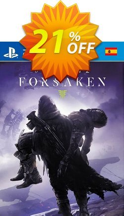 Destiny 2 Forsaken PS4 - Spain  Coupon discount Destiny 2 Forsaken PS4 (Spain) Deal - Destiny 2 Forsaken PS4 (Spain) Exclusive offer for iVoicesoft