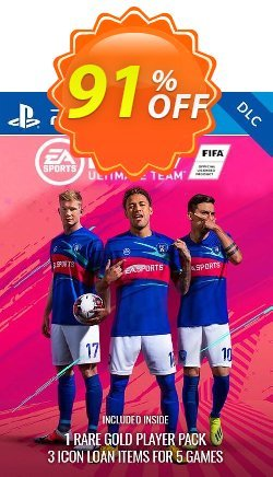 Fifa 19 Ultimate Team Rare Players Pack Bundle DLC PS4 - EU  Coupon discount Fifa 19 Ultimate Team Rare Players Pack Bundle DLC PS4 (EU) Deal - Fifa 19 Ultimate Team Rare Players Pack Bundle DLC PS4 (EU) Exclusive offer for iVoicesoft