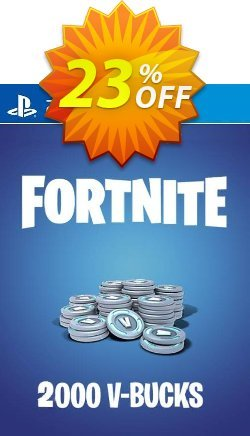 Fortnite - 2000 V-Bucks PS4 - US  Coupon, discount Fortnite - 2000 V-Bucks PS4 (US) Deal. Promotion: Fortnite - 2000 V-Bucks PS4 (US) Exclusive offer for iVoicesoft