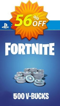 Fortnite - 500 V-Bucks PS4 - US  Coupon discount Fortnite - 500 V-Bucks PS4 (US) Deal - Fortnite - 500 V-Bucks PS4 (US) Exclusive offer for iVoicesoft
