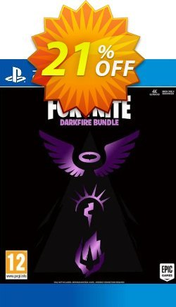 Fortnite: Darkfire Bundle PS4 Coupon discount Fortnite: Darkfire Bundle PS4 Deal - Fortnite: Darkfire Bundle PS4 Exclusive offer for iVoicesoft