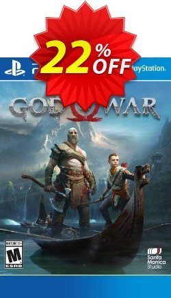 God of War PS4 - US  Coupon discount God of War PS4 (US) Deal - God of War PS4 (US) Exclusive offer for iVoicesoft