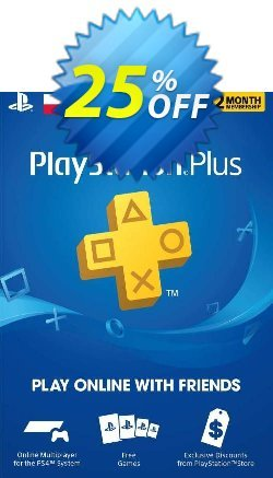 PlayStation Plus - 12 Month Subscription - Poland  Coupon discount PlayStation Plus - 12 Month Subscription (Poland) Deal - PlayStation Plus - 12 Month Subscription (Poland) Exclusive offer for iVoicesoft