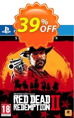 Red Dead Redemption 2 Special Edition PS4 US/CA Coupon discount Red Dead Redemption 2 Special Edition PS4 US/CA Deal - Red Dead Redemption 2 Special Edition PS4 US/CA Exclusive offer for iVoicesoft
