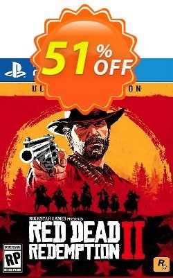 Red Dead Redemption 2 Ultimate Edition PS4 US/CA Coupon discount Red Dead Redemption 2 Ultimate Edition PS4 US/CA Deal - Red Dead Redemption 2 Ultimate Edition PS4 US/CA Exclusive offer for iVoicesoft