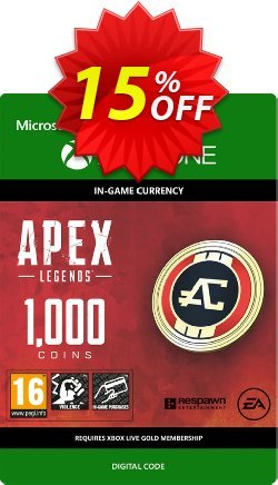 Apex Legends 1000 Coins Xbox One Coupon discount Apex Legends 1000 Coins Xbox One Deal - Apex Legends 1000 Coins Xbox One Exclusive offer for iVoicesoft