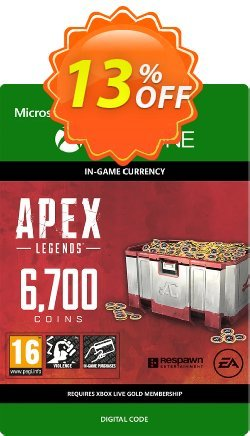 Apex Legends 6700 Coins Xbox One Coupon discount Apex Legends 6700 Coins Xbox One Deal - Apex Legends 6700 Coins Xbox One Exclusive offer for iVoicesoft