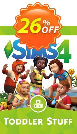 The Sims 4 - Toddler Stuff PC Coupon, discount The Sims 4 - Toddler Stuff PC Deal. Promotion: The Sims 4 - Toddler Stuff PC Exclusive offer for iVoicesoft