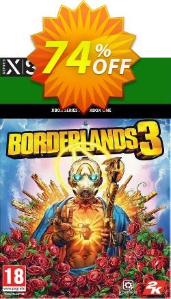 Borderlands 3 Xbox One Coupon discount Borderlands 3 Xbox One Deal - Borderlands 3 Xbox One Exclusive offer for iVoicesoft