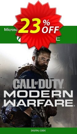 Call of Duty: Modern Warfare Standard Edition Xbox One Coupon discount Call of Duty: Modern Warfare Standard Edition Xbox One Deal - Call of Duty: Modern Warfare Standard Edition Xbox One Exclusive offer for iVoicesoft