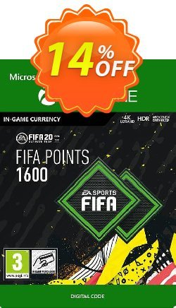 FIFA 20 - 1600 FUT Points Xbox One Coupon discount FIFA 20 - 1600 FUT Points Xbox One Deal - FIFA 20 - 1600 FUT Points Xbox One Exclusive offer for iVoicesoft