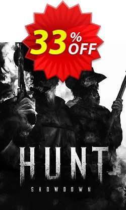 Hunt: Showdown PC Coupon discount Hunt: Showdown PC Deal. Promotion: Hunt: Showdown PC Exclusive offer for iVoicesoft