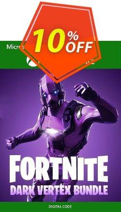 Fortnite Bundle: Dark Vertex + 2,000 V-Buck Xbox One Coupon discount Fortnite Bundle: Dark Vertex + 2,000 V-Buck Xbox One Deal - Fortnite Bundle: Dark Vertex + 2,000 V-Buck Xbox One Exclusive offer for iVoicesoft