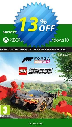 Forza Horizon 4: Lego Speed Champions Xbox One Coupon discount Forza Horizon 4: Lego Speed Champions Xbox One Deal - Forza Horizon 4: Lego Speed Champions Xbox One Exclusive offer for iVoicesoft