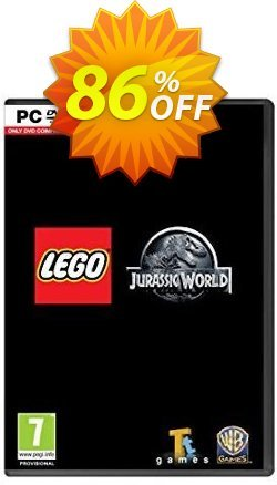 Lego Jurassic World PC Coupon discount Lego Jurassic World PC Deal. Promotion: Lego Jurassic World PC Exclusive offer for iVoicesoft