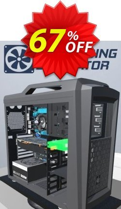 PC Building Simulator PC Coupon discount PC Building Simulator PC Deal. Promotion: PC Building Simulator PC Exclusive offer for iVoicesoft