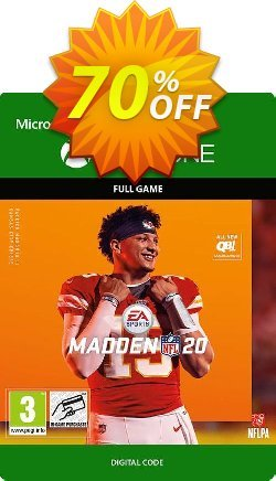 Madden NFL 20 Xbox One Coupon discount Madden NFL 20 Xbox One Deal - Madden NFL 20 Xbox One Exclusive offer for iVoicesoft