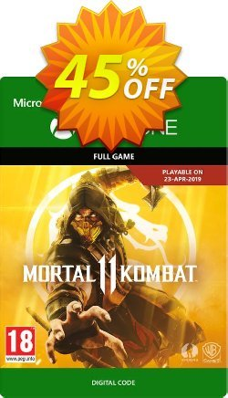 Mortal Kombat 11 Xbox One Coupon discount Mortal Kombat 11 Xbox One Deal - Mortal Kombat 11 Xbox One Exclusive offer for iVoicesoft