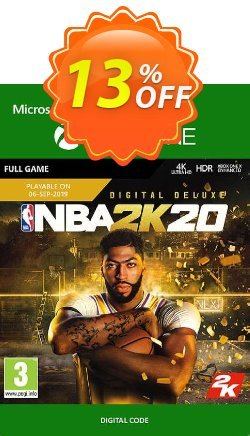 NBA 2K20: Deluxe Edition Xbox One Coupon discount NBA 2K20: Deluxe Edition Xbox One Deal - NBA 2K20: Deluxe Edition Xbox One Exclusive offer for iVoicesoft