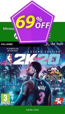 NBA 2K20: Legendary Edition Xbox One Coupon discount NBA 2K20: Legendary Edition Xbox One Deal - NBA 2K20: Legendary Edition Xbox One Exclusive offer for iVoicesoft