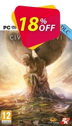 Sid Meiers Civilization VI 6 PC - DLC Coupon discount Sid Meiers Civilization VI 6 PC - DLC Deal - Sid Meiers Civilization VI 6 PC - DLC Exclusive offer for iVoicesoft