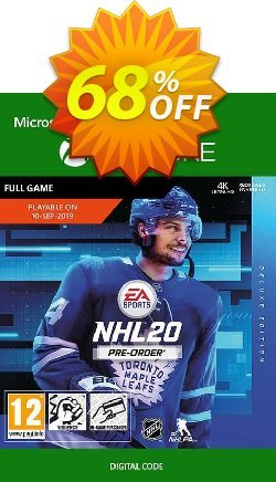 NHL 20: Deluxe Edition Xbox One Coupon discount NHL 20: Deluxe Edition Xbox One Deal - NHL 20: Deluxe Edition Xbox One Exclusive offer for iVoicesoft