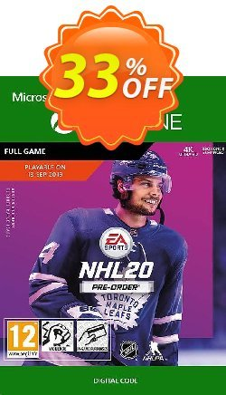 NHL 20: Standard Edition Xbox One Coupon discount NHL 20: Standard Edition Xbox One Deal - NHL 20: Standard Edition Xbox One Exclusive offer for iVoicesoft