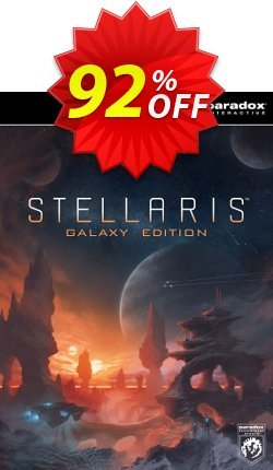 Stellaris Galaxy Edition PC Coupon discount Stellaris Galaxy Edition PC Deal. Promotion: Stellaris Galaxy Edition PC Exclusive offer for iVoicesoft