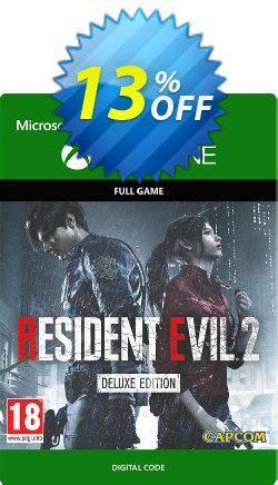 Resident Evil 2 Deluxe Edition Xbox One Coupon discount Resident Evil 2 Deluxe Edition Xbox One Deal - Resident Evil 2 Deluxe Edition Xbox One Exclusive offer for iVoicesoft