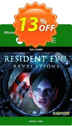 Resident Evil Revelations Xbox One Coupon discount Resident Evil Revelations Xbox One Deal - Resident Evil Revelations Xbox One Exclusive offer for iVoicesoft
