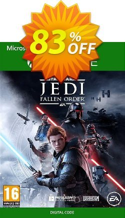 Star Wars Jedi: Fallen Order Xbox One Coupon discount Star Wars Jedi: Fallen Order Xbox One Deal - Star Wars Jedi: Fallen Order Xbox One Exclusive offer for iVoicesoft