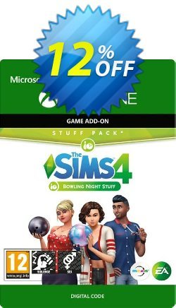 The Sims 4 - Bowling Night Stuff Xbox One Coupon discount The Sims 4 - Bowling Night Stuff Xbox One Deal - The Sims 4 - Bowling Night Stuff Xbox One Exclusive offer for iVoicesoft