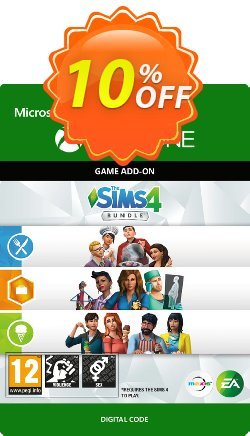 The Sims 4 - Bundle 3 Xbox One Coupon discount The Sims 4 - Bundle 3 Xbox One Deal - The Sims 4 - Bundle 3 Xbox One Exclusive offer for iVoicesoft