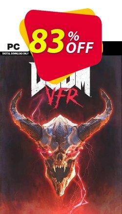 DOOM VFR PC Coupon discount DOOM VFR PC Deal. Promotion: DOOM VFR PC Exclusive offer for iVoicesoft