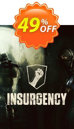 Insurgency PC Coupon discount Insurgency PC Deal. Promotion: Insurgency PC Exclusive offer for iVoicesoft