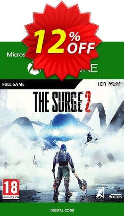 The Surge 2 Xbox One Coupon discount The Surge 2 Xbox One Deal - The Surge 2 Xbox One Exclusive offer for iVoicesoft